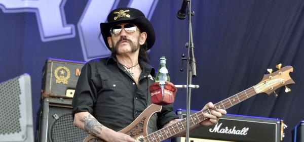Ian Fraser Kilmister, detto Lemmy<br />