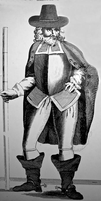 Matthew Hopkins, Witch-Finder ‎General.‎