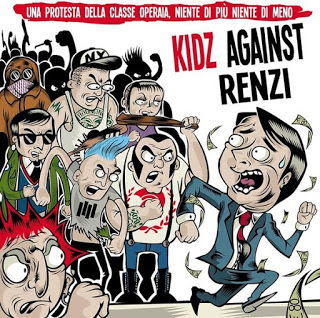 Kidz against Renzi