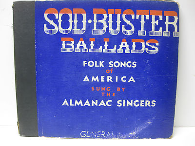 Sod-Buster Ballads