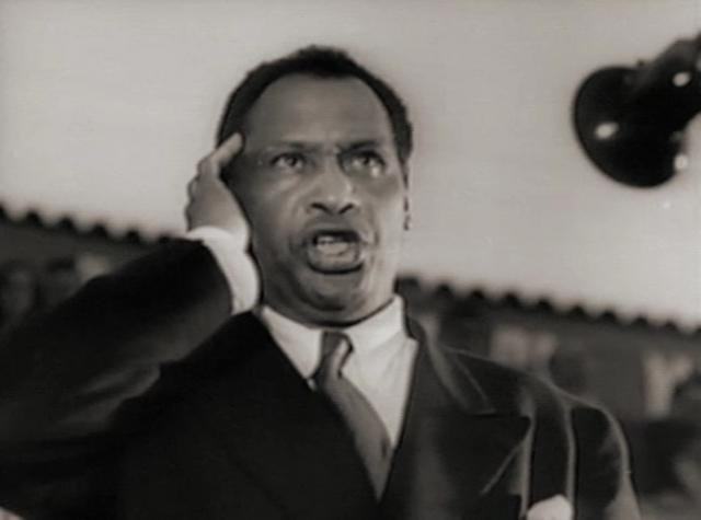 Paul Robeson ‎