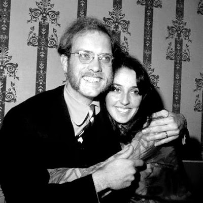 Joan Baez e David Harris
