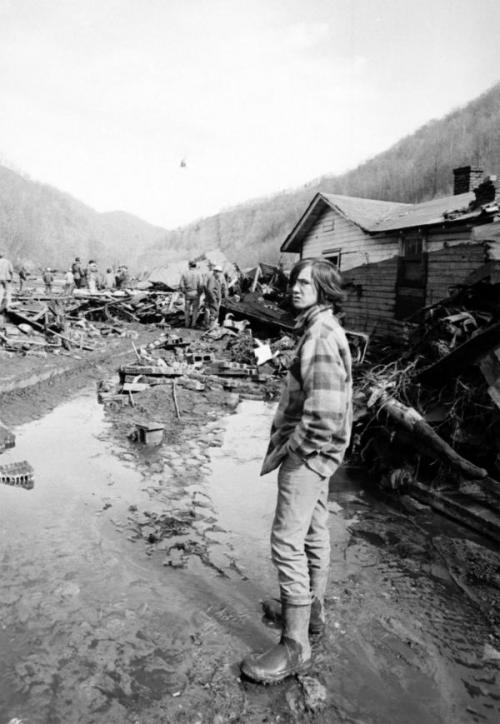 Buffalo Creek Flood, 1972