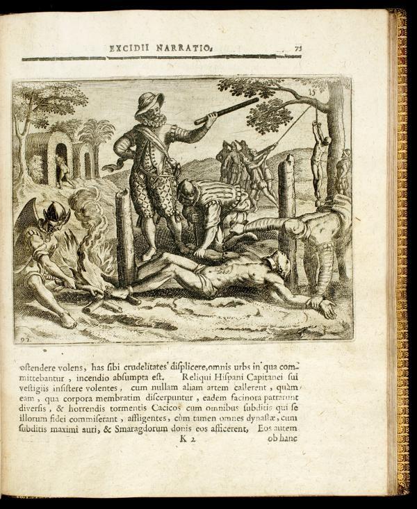 Casas, Bartolomé de las 1484-1566