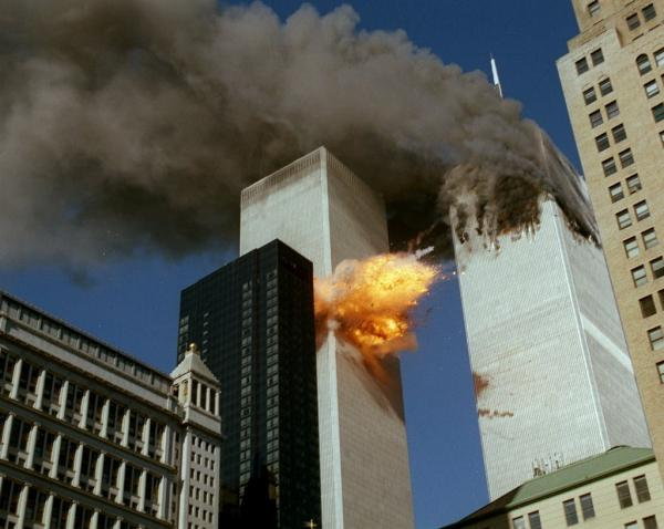 World Trade Center, September 11, 2001‎