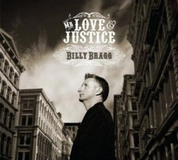 Billy Bragg Mr Love and Justice Album Cover