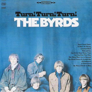 "Resultado de imagem para 1960s, the folk-rock band The Byrds popularized the song ""Turn! Turn! Turn!"""
