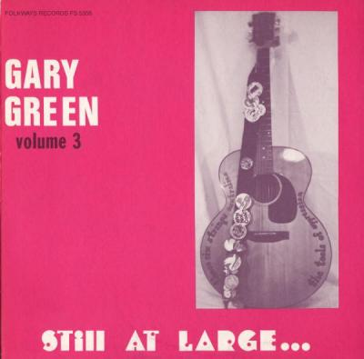 Gary Green, Vol. 3: Still at Large