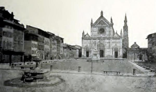 place vide Florence