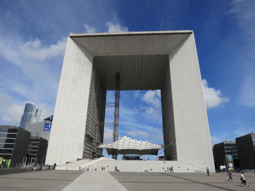 Grande Arche La defense Paris