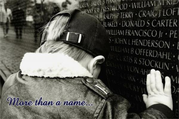 More than a name
