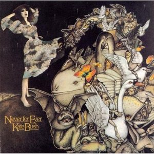 Kate Bush Never Forever