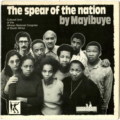 Mayibuye - The spear of the nation