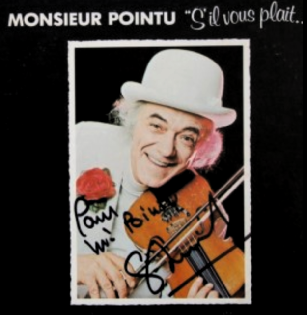 Monsieur Pointu