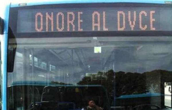 Bus dell'ATAC romana