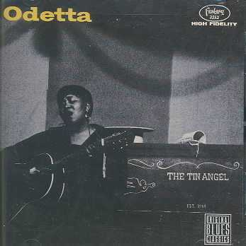 Odetta and Larry - The Tin Angel CD cover