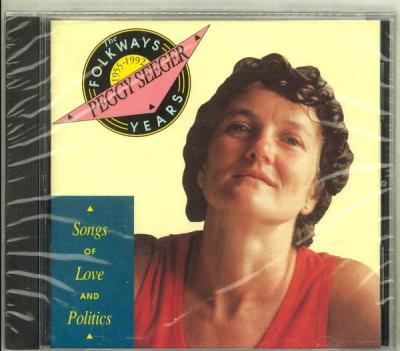 The Folkways Years 1955-1992 - Songs Of Love And Politics