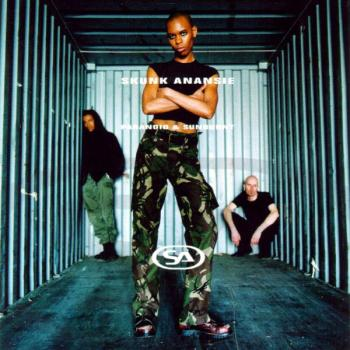 Skunk Anansie - Paranoid and Sunburnt - front