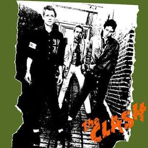 THE CLASH 1977