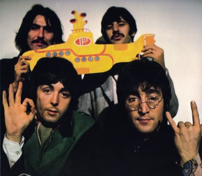 The Beatles YellowSubmarine