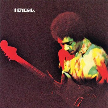The Jimi Hendrix Experience-Band Of Gypsys-Frontal