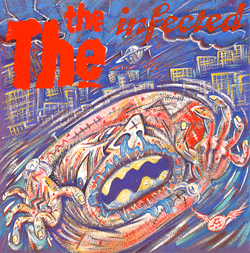 The The - Infected CD album cover