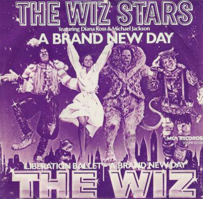 The Wiz Stars - A Brand New Day