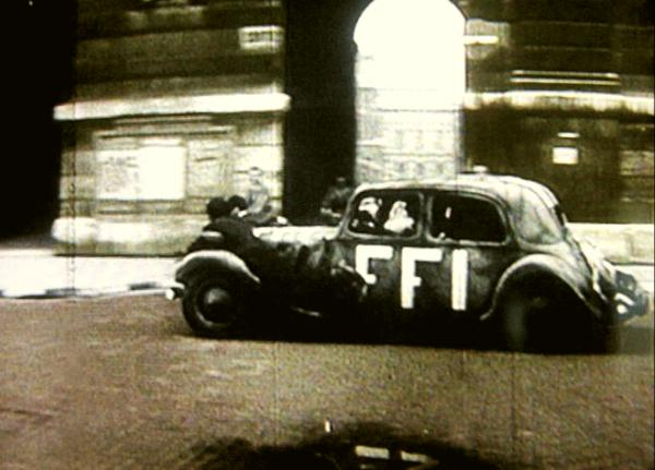 Traction-avant 11  FFI - 1944