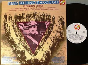 Keep Smiling Through!- 18 Original Ditties