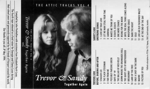The Attic Tracks Vol. 4: Together Again
