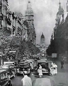 Buenos Aires, 1950.