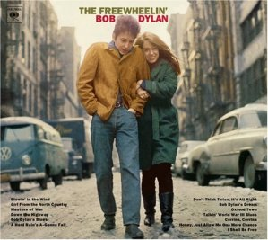The Freewheelin' Bob Dylan. 1963.