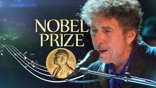 bob dylan reads his nobel lecture