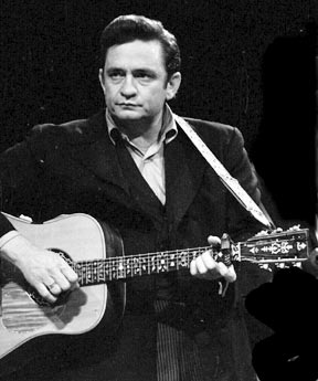 Johnny Cash a San Quentin, 1969.