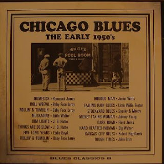 Chicago Blues - The Early 1950's