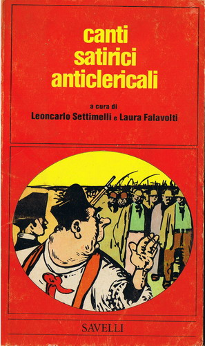Canti satirici anticlericali