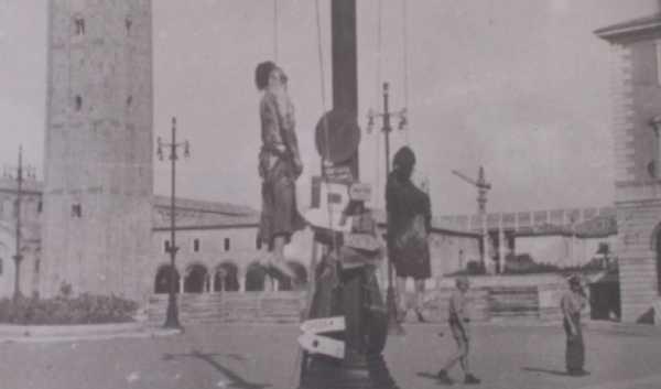 Risultati immagini per impiccagioni naziste