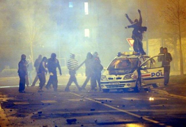 France, émeutes de 2005