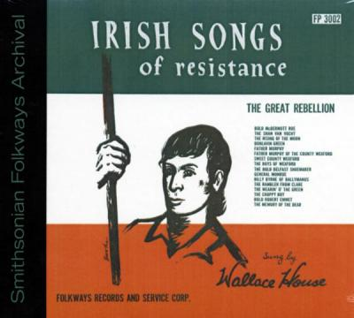 Irish Songs Of Resistance