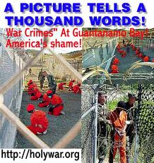 guantanamo a picture is worth 1000 words