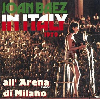 joan baez in italy