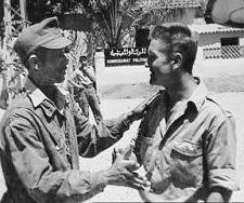 Algeria, anni '50. Disertore francese.