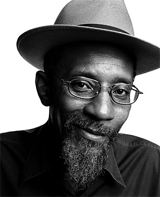 Linton Kwesi-Johnson.