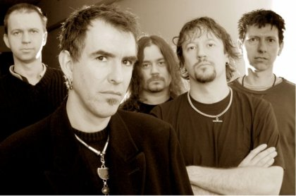 I New Model Army nel 2003.