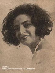 Maria Rosa Liberti (Ria Rosa) - riarosa
