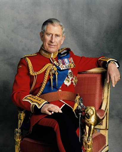 Charles Philip Arthur George Mountbatten-Windsor, Prince of Wales