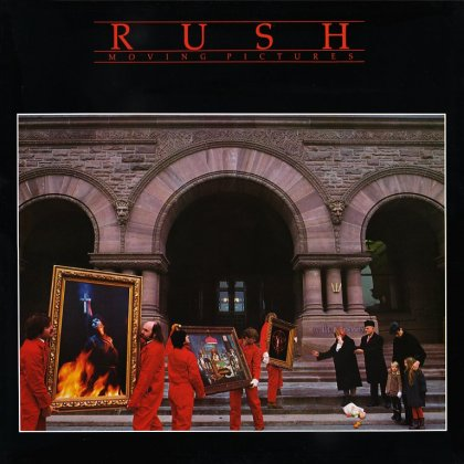 rush moving pictures 1981