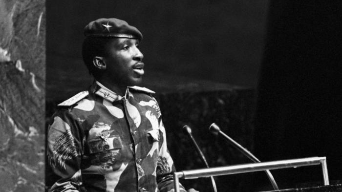 Risultati immagini per Thomas Sankara