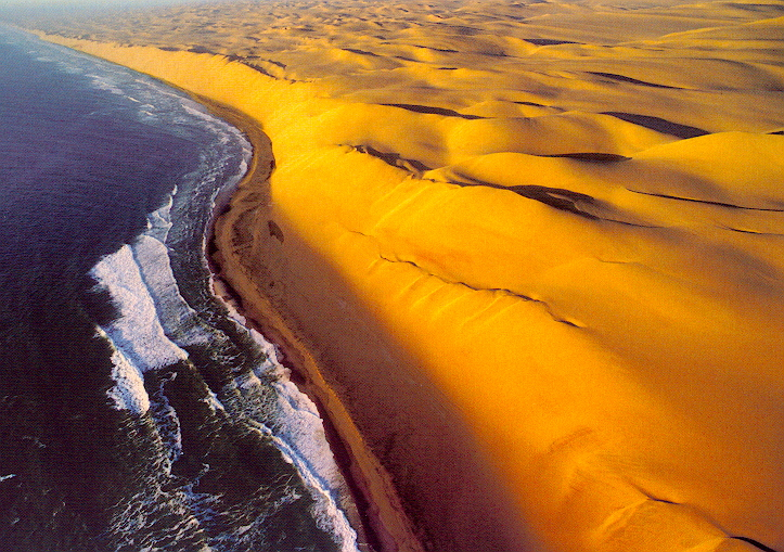 La Skeleton Coast.