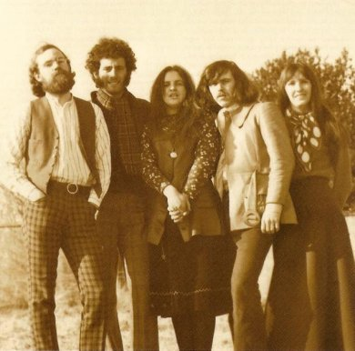 The Steeleye Span, 1971.